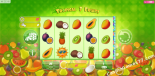 gioco slot machine Tropical7Fruits MrSlotty