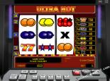 gioco slot machine Ultra Hot Greentube