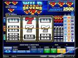 gioco slot machine Wild 7s iSoftBet