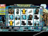 gioco slot machine Wolverine CryptoLogic