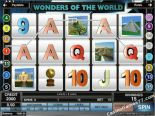 gioco slot machine Wonders of the World iSoftBet